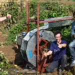 Bild zu Video vom Wasserradprojekt in Nepal